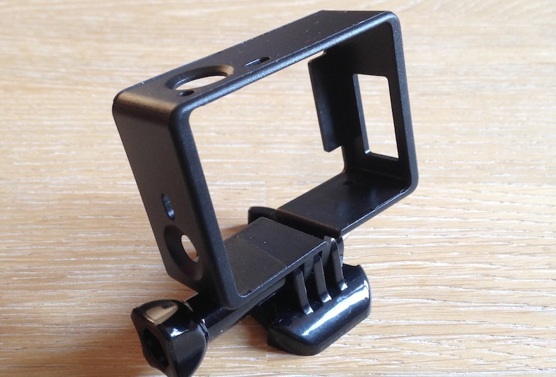 Cadre support GoPro – The Frame